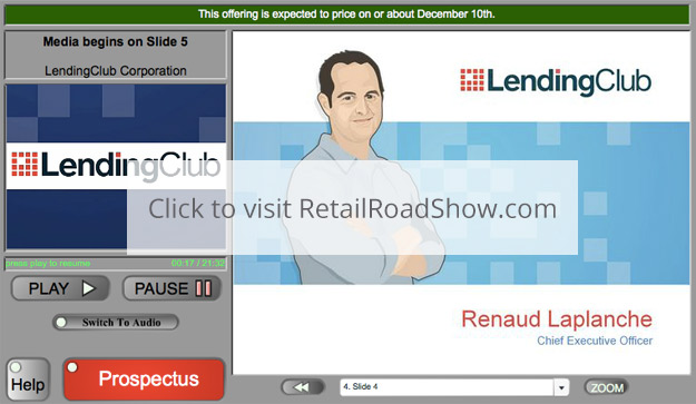 RoadShow-Video-Lending-Club