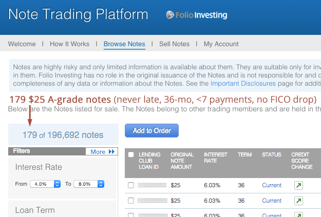 Filtered-Notes-Lending-Club-Foliofn