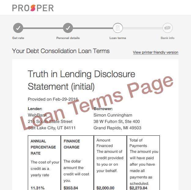 Prosper-Loan-Terms-Page