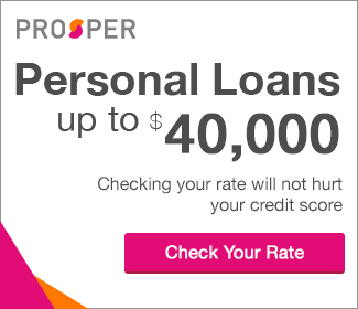 Check your rate at Prosper