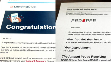 Lending Club vs Prosper Loan 2019